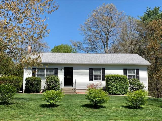 4 Tamarack Circle, Killingly, CT 06241 (MLS #170397481) :: Forever Homes Real Estate, LLC