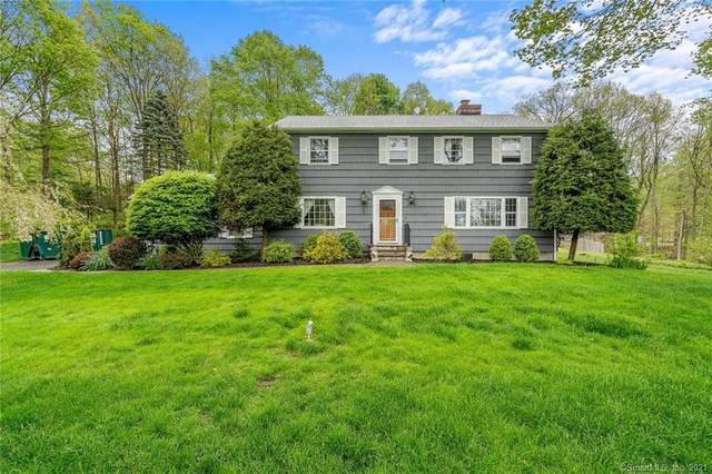 3 Fir Drive, Danbury, CT 06811 (MLS #170397489) :: Spectrum Real Estate Consultants