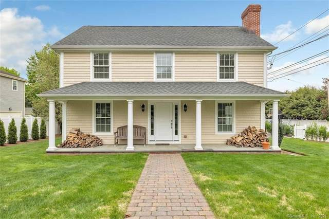 21 Lakeside Drive, Fairfield, CT 06824 (MLS #170397495) :: Next Level Group