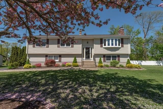 23 Turner Drive, North Haven, CT 06473 (MLS #170397532) :: Spectrum Real Estate Consultants