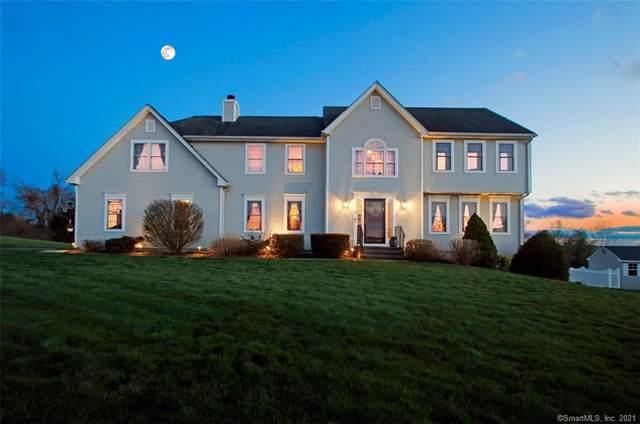 16 Highland Avenue, Ellington, CT 06029 (MLS #170397563) :: NRG Real Estate Services, Inc.