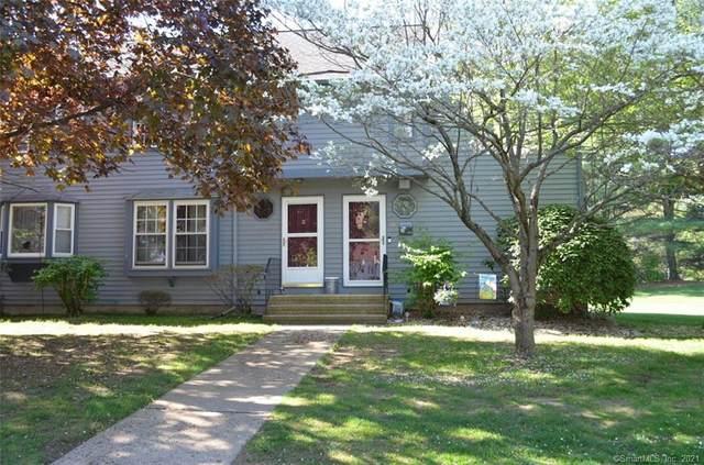 1 Abbott Road #206, Ellington, CT 06029 (MLS #170397566) :: NRG Real Estate Services, Inc.