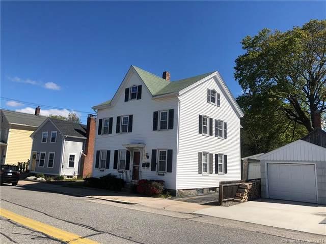 8 Cutler Street, Stonington, CT 06378 (MLS #170397570) :: Spectrum Real Estate Consultants