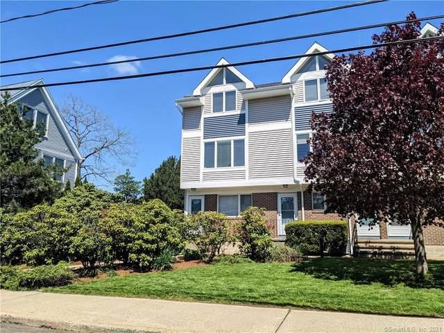 25 Cottage Street #201, Norwalk, CT 06855 (MLS #170397579) :: Frank Schiavone with William Raveis Real Estate
