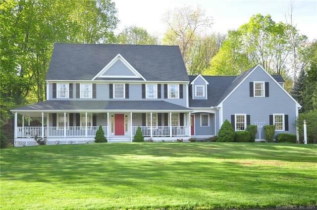 5 Orchard Lane, Simsbury, CT 06070 (MLS #170397621) :: Spectrum Real Estate Consultants