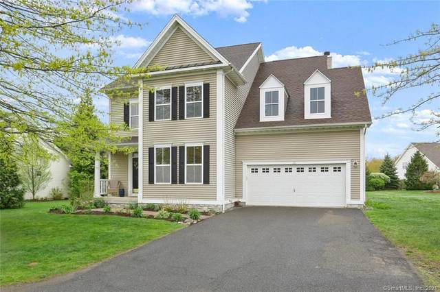 12 Nantucket Way #12, Middlebury, CT 06762 (MLS #170397629) :: Team Feola & Lanzante | Keller Williams Trumbull