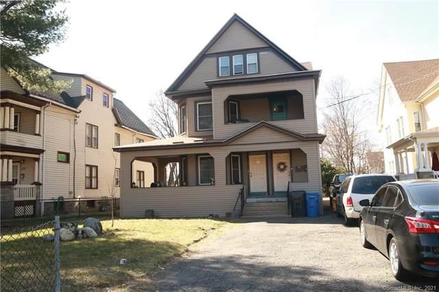 119 Vine Street, Hartford, CT 06112 (MLS #170397632) :: Coldwell Banker Premiere Realtors