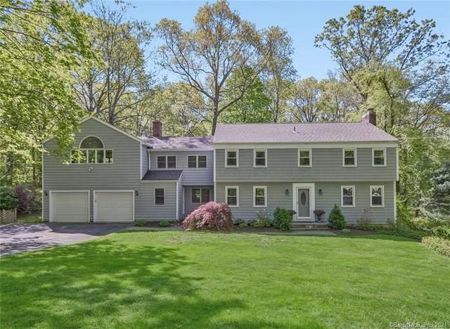 37 Saint Johns Road, Wilton, CT 06897 (MLS #170397712) :: Around Town Real Estate Team