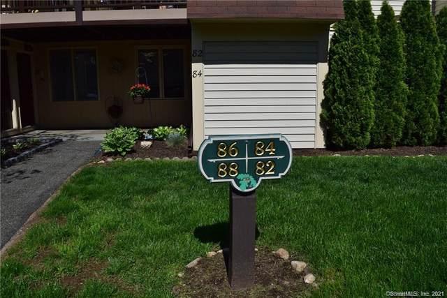 84 Little Oak Lane #84, Rocky Hill, CT 06067 (MLS #170397717) :: Team Phoenix