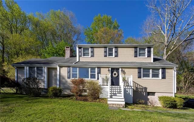 106 Grandview Drive, Ridgefield, CT 06877 (MLS #170397737) :: Around Town Real Estate Team