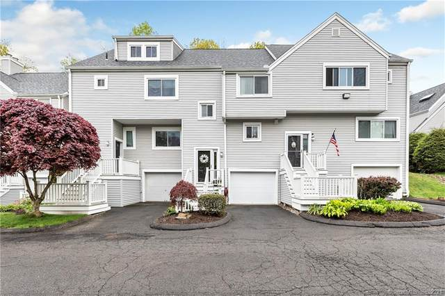 90 Country Place #90, Shelton, CT 06484 (MLS #170397741) :: Next Level Group