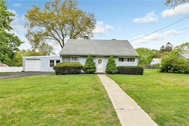 87 Hazelwood Terrace, Stratford, CT 06614 (MLS #170397745) :: Spectrum Real Estate Consultants