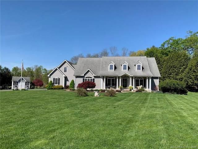 10 Brook Wood Court, East Windsor, CT 06016 (MLS #170397762) :: NRG Real Estate Services, Inc.