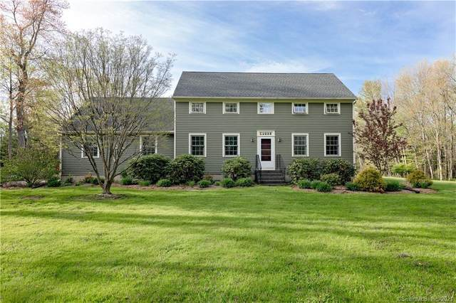 2005 Purchase Brook Road, Southbury, CT 06488 (MLS #170397763) :: Tim Dent Real Estate Group