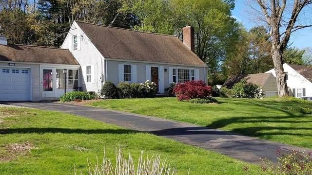 193 Stockade Road, Glastonbury, CT 06073 (MLS #170397785) :: Kendall Group Real Estate | Keller Williams