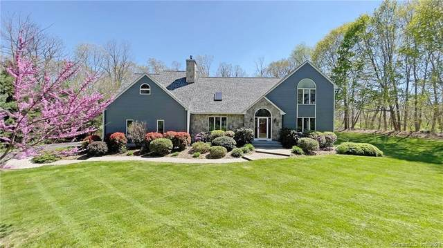 3 High Point Drive, East Hampton, CT 06424 (MLS #170397786) :: Next Level Group