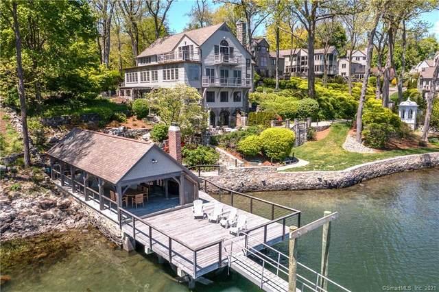2 Thomas Place #2, Norwalk, CT 06853 (MLS #170397794) :: GEN Next Real Estate