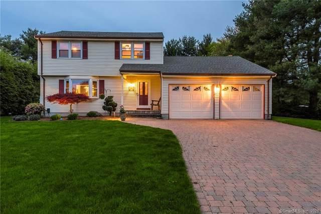 159 Margaret Drive, South Windsor, CT 06074 (MLS #170397808) :: NRG Real Estate Services, Inc.