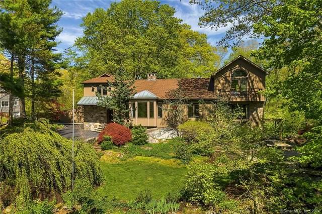 104 Stonecrest Road, Ridgefield, CT 06877 (MLS #170397815) :: Spectrum Real Estate Consultants