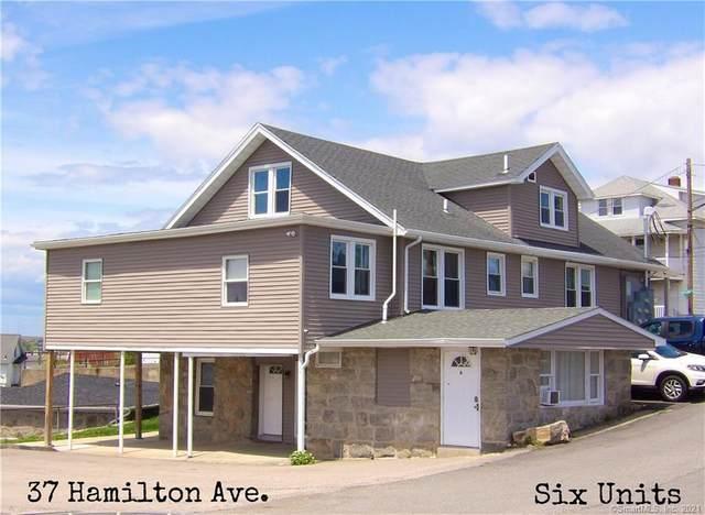 37 Hamilton Avenue, Groton, CT 06340 (MLS #170397837) :: Next Level Group