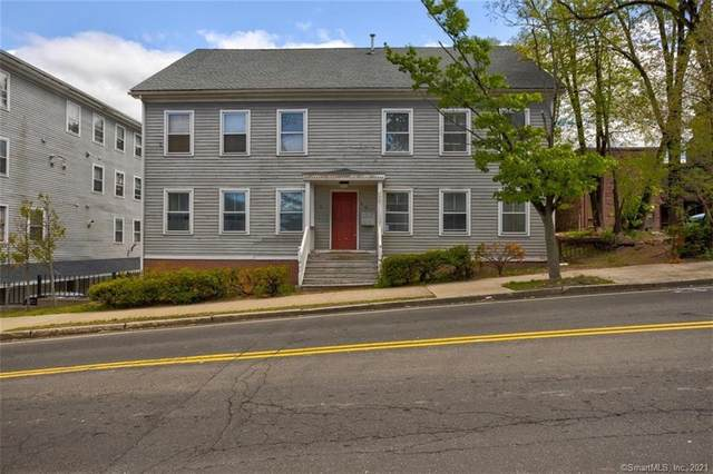 48 E Grand Avenue #48, New Haven, CT 06513 (MLS #170397881) :: Sunset Creek Realty