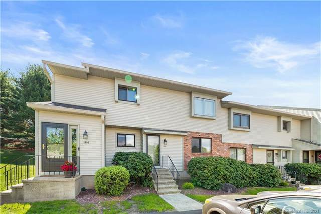 1401 Summer Hill Drive #1401, South Windsor, CT 06074 (MLS #170397988) :: Next Level Group
