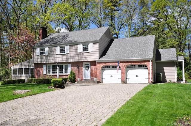 5 Sunset Hill Road, Simsbury, CT 06070 (MLS #170397997) :: Spectrum Real Estate Consultants