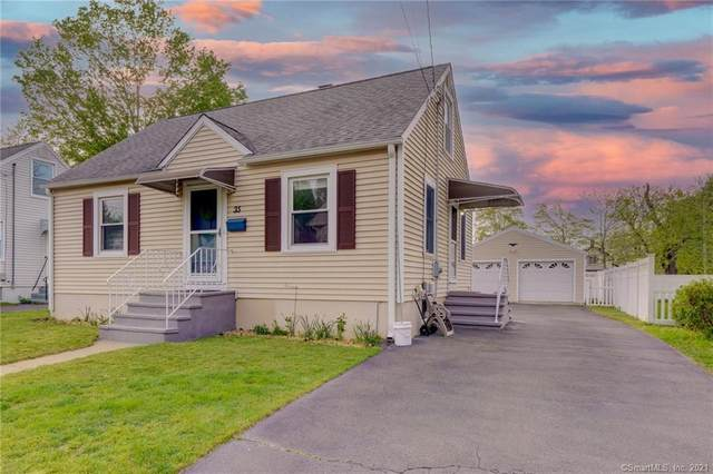 35 Willow Street, West Haven, CT 06516 (MLS #170398000) :: Next Level Group