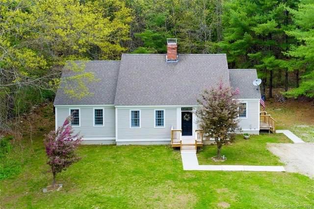 54 State Avenue, Killingly, CT 06241 (MLS #170398032) :: Spectrum Real Estate Consultants