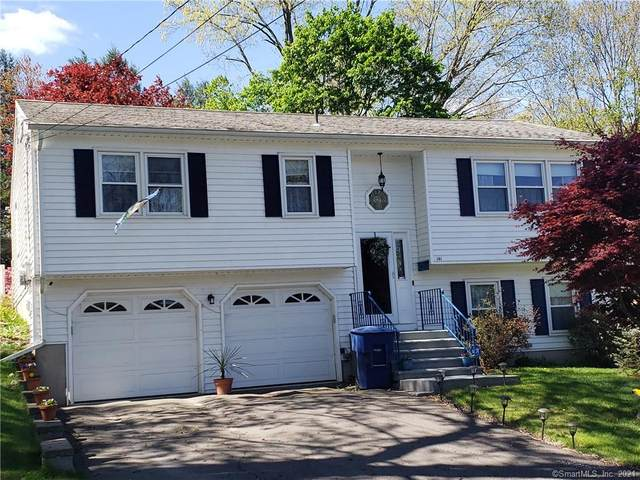 141 Williamson Drive, Waterbury, CT 06710 (MLS #170398033) :: Spectrum Real Estate Consultants