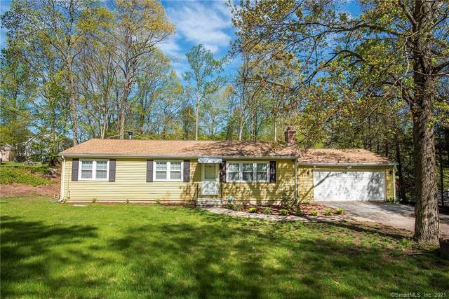 1131 Summit Road, Cheshire, CT 06410 (MLS #170398044) :: Tim Dent Real Estate Group