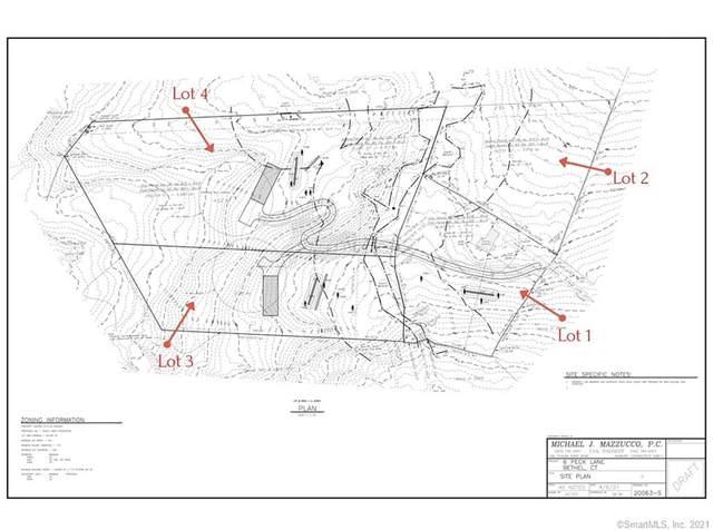 Lot 2 Peck Lane, Bethel, CT 06801 (MLS #170398056) :: Around Town Real Estate Team