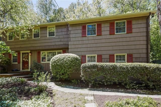 102 Mcfadden Drive, Wilton, CT 06897 (MLS #170398071) :: GEN Next Real Estate
