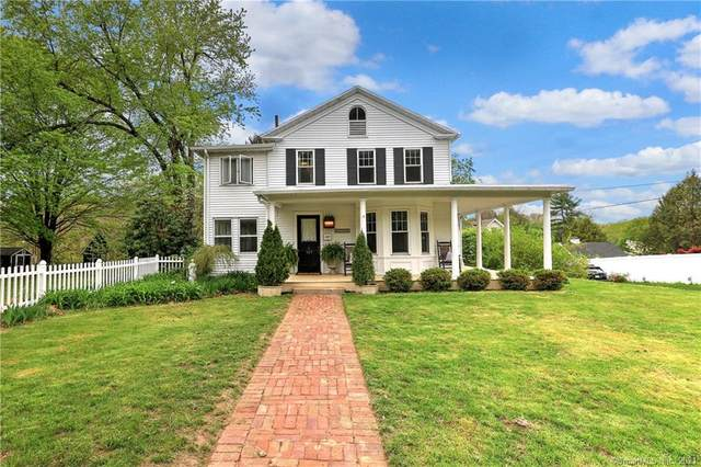 197 Pearl Street, Seymour, CT 06483 (MLS #170398131) :: Spectrum Real Estate Consultants