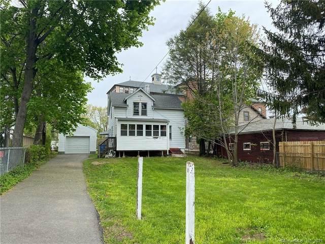 19 Alden Street, New Britain, CT 06053 (MLS #170398140) :: Tim Dent Real Estate Group