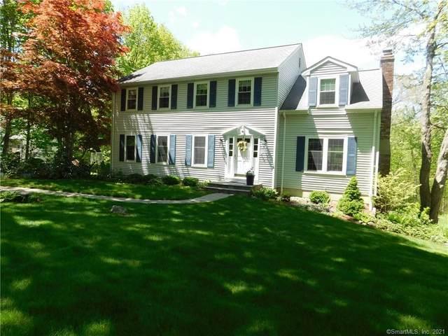 7 Old Hayrake Road, Danbury, CT 06811 (MLS #170398164) :: Around Town Real Estate Team
