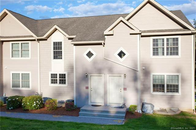 64 Scotch Cap Road #114, Waterford, CT 06375 (MLS #170398201) :: Next Level Group