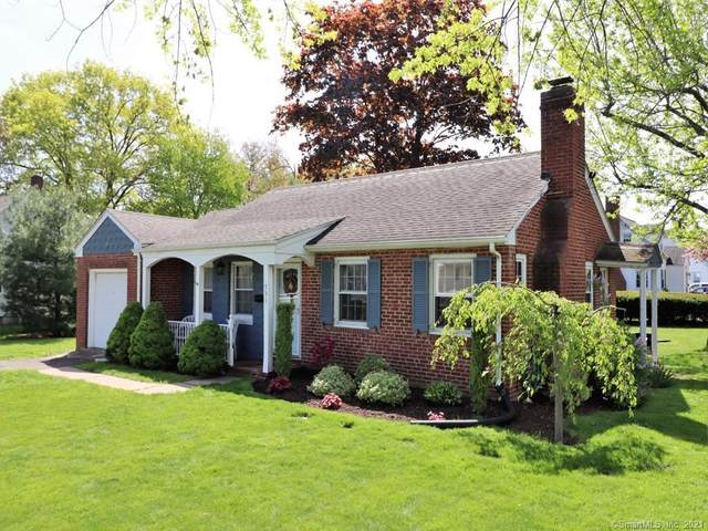 531 Nott Street, Wethersfield, CT 06109 (MLS #170398207) :: Hergenrother Realty Group Connecticut