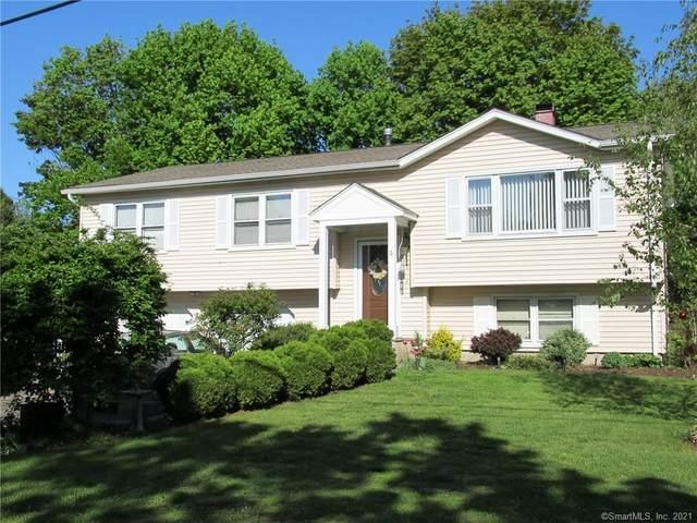 6 Strawberry Hill Road, Milford, CT 06461 (MLS #170398213) :: Carbutti & Co Realtors