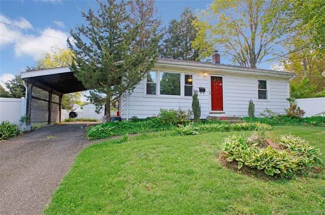 15 High View Road, New Milford, CT 06776 (MLS #170398237) :: Around Town Real Estate Team