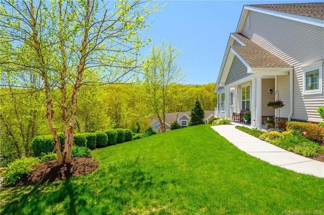 97 Woods Lane #97, Newtown, CT 06470 (MLS #170398248) :: Spectrum Real Estate Consultants