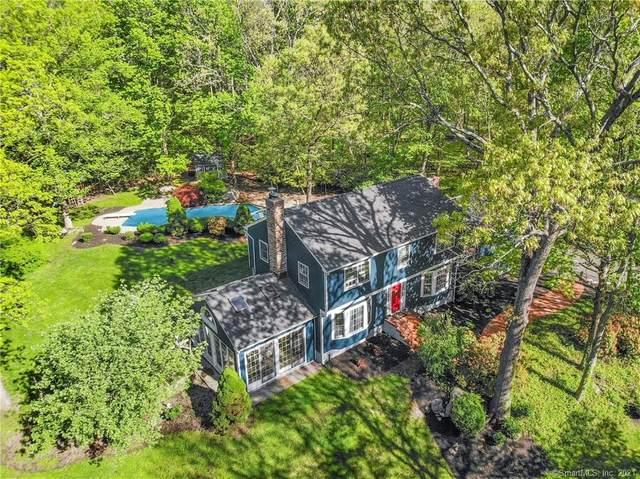 169 Thunder Lake Road, Wilton, CT 06897 (MLS #170398275) :: GEN Next Real Estate