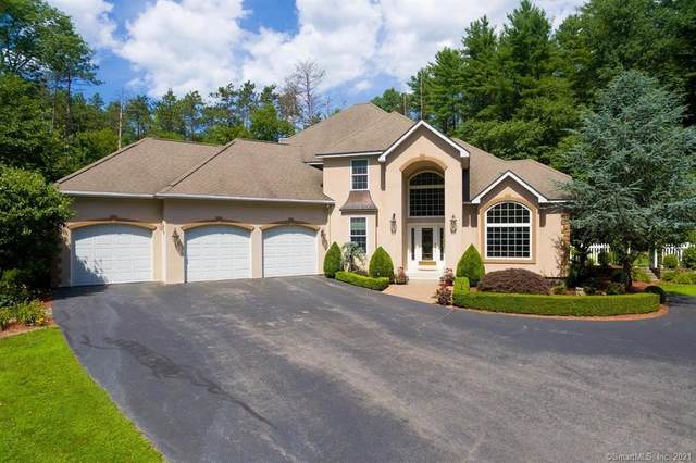 262 Thompson Hill Road, Thompson, CT 06277 (MLS #170398286) :: Spectrum Real Estate Consultants