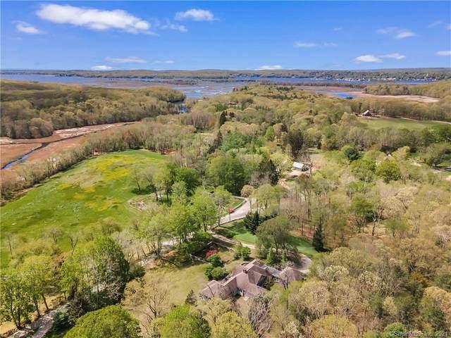 61 Elys Ferry Road, Lyme, CT 06371 (MLS #170398291) :: Forever Homes Real Estate, LLC