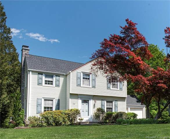 44 Chestnut Hill Road, Trumbull, CT 06611 (MLS #170398301) :: Frank Schiavone with William Raveis Real Estate