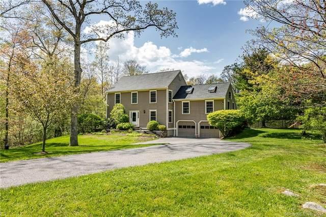 71 Flat Rock Road, Kent, CT 06785 (MLS #170398316) :: Spectrum Real Estate Consultants