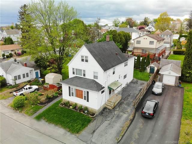 60 Russell Street, Waterbury, CT 06708 (MLS #170398372) :: Next Level Group