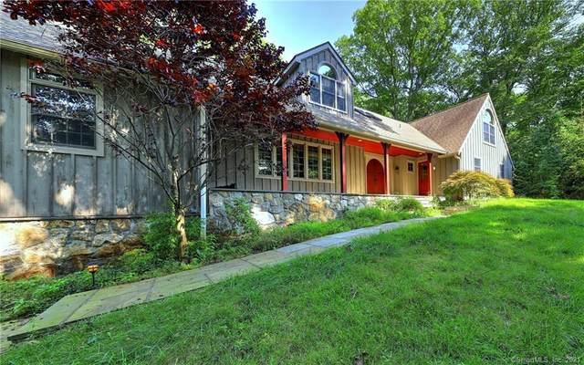 11 Partrick Lane, Westport, CT 06880 (MLS #170398393) :: Around Town Real Estate Team