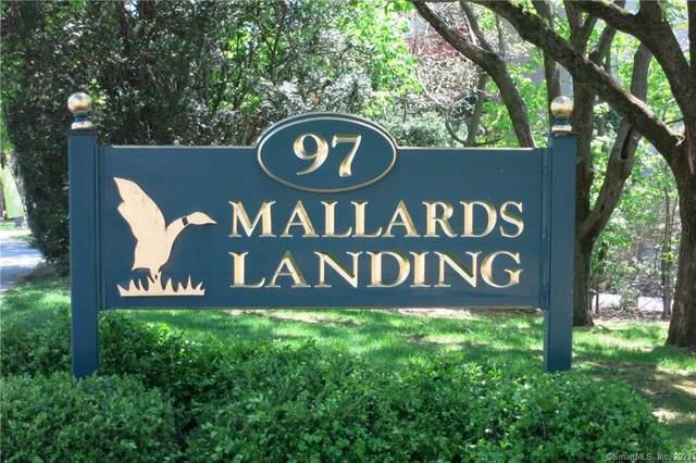 97 Richards Avenue D9, Norwalk, CT 06854 (MLS #170398421) :: Frank Schiavone with William Raveis Real Estate