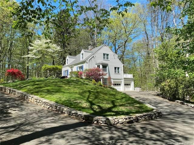 6 Twin Oaks Lane, Westport, CT 06880 (MLS #170398450) :: Spectrum Real Estate Consultants